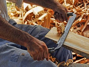 The different styles of woodworking