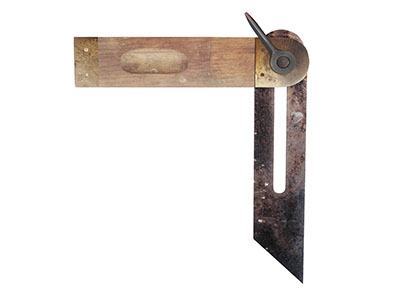 Woodworking Tools - Bevel Gauge