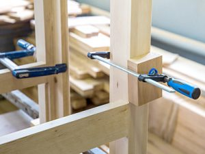 Woodworking tools - Clamp