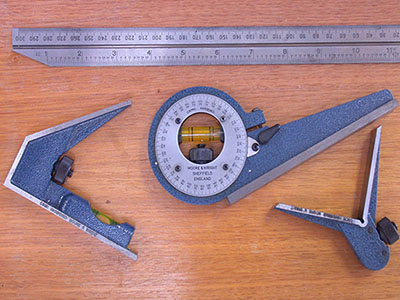 Woodworking Tools - Combination Square