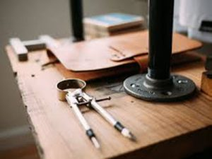Woodworking tools - Compass