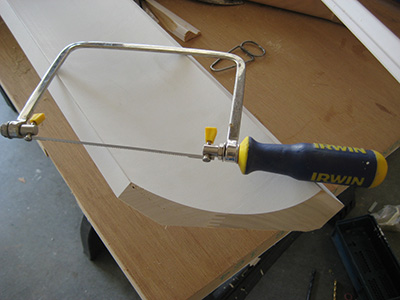 Woodworking Tools - Coping Saw